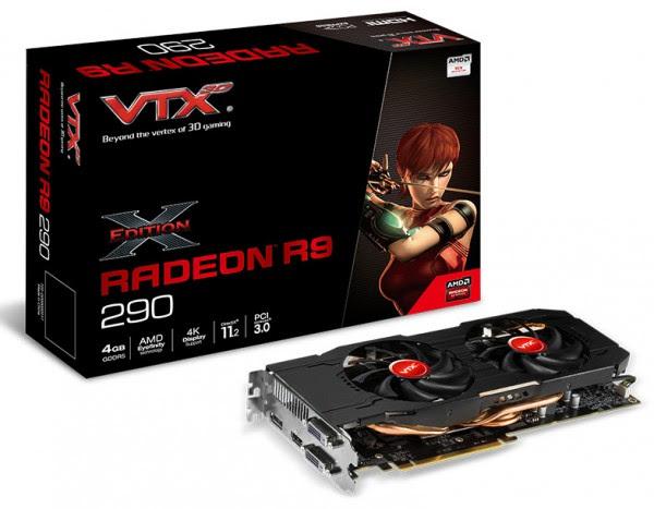VTX3D Radeon R9 290 X-Edition