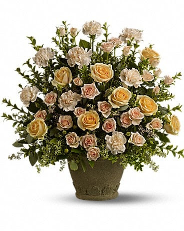 Teleflora S Rose Remembrance In Houston Tx Flowers For You