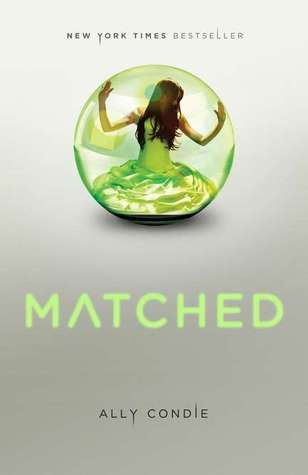 Image result for matched by allie condie