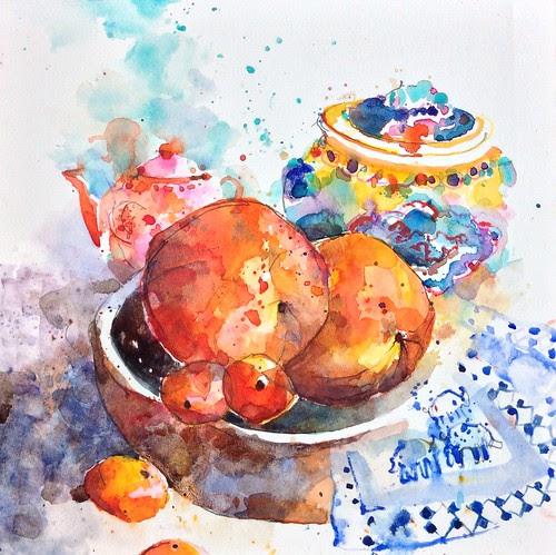 Lunar New Year greetings