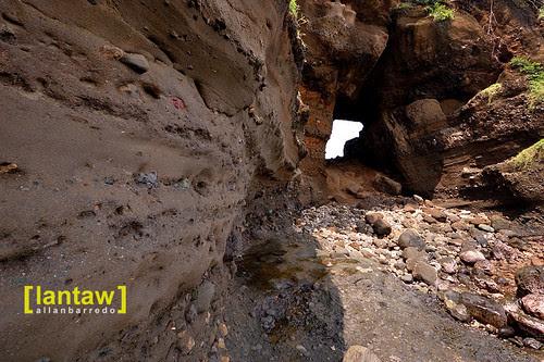 Bantay Abot rock wall