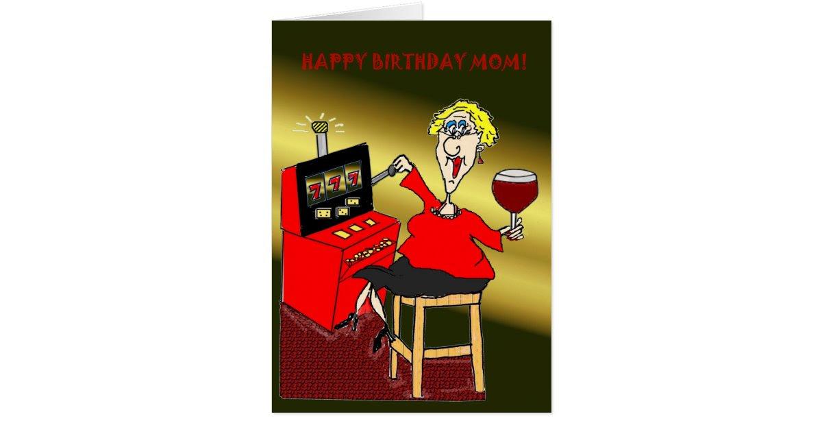 Slot machine happy birthday