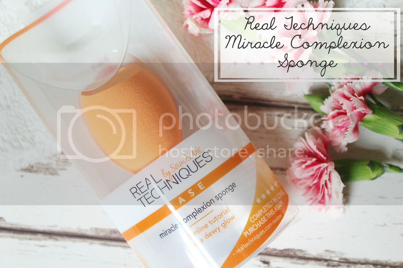 Real Techniques Miracle Complexion Sponge Foundation Base Review Close Up Belle-Amie UK Beauty Fashion Lifestyle Blog