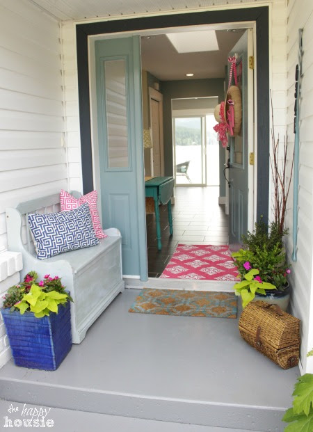 Lake Cottage Style Summer House  Tour  2014 and awesome