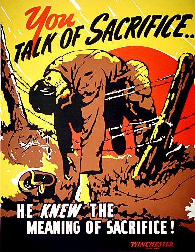 WW1/WW2 PROPAGANDA POSTERS(CANADA) The most famous for US War Propaganda