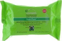 No. 8: Garnier Nutritioniste Nutri-Pure Detoxifying Wet Cleansing Towelettes, $5.99