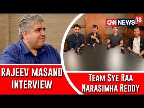 Sye Raa Narasimha Reddy by Rajeev Masand