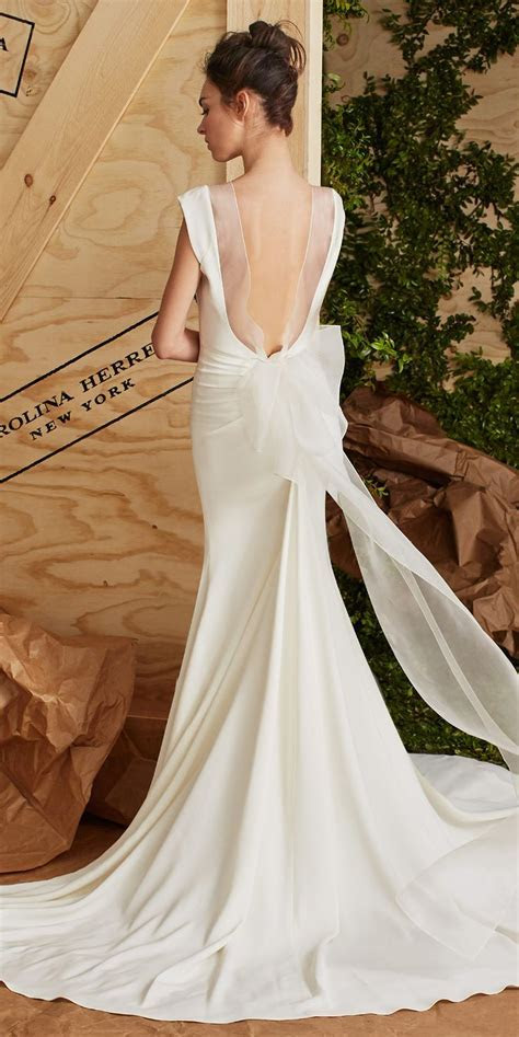 17 Best ideas about Carolina Herrera Wedding Dresses on