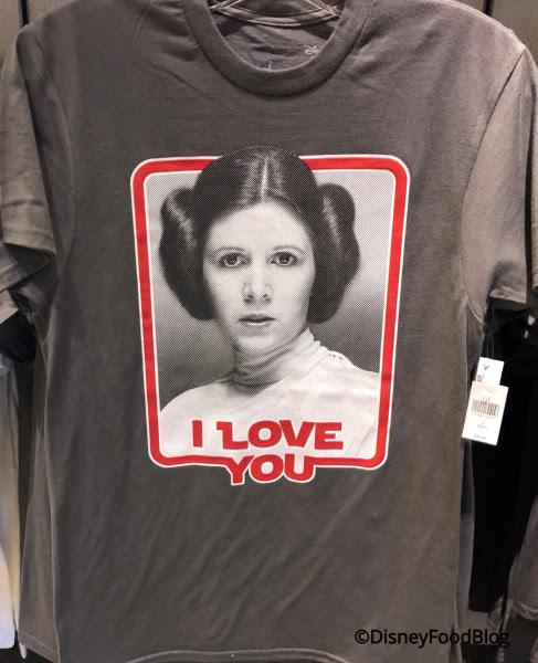 Princess Leia Tee