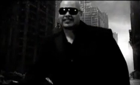 Reveal: Fat Joe showed off his new physique in his latest video Drop A Body