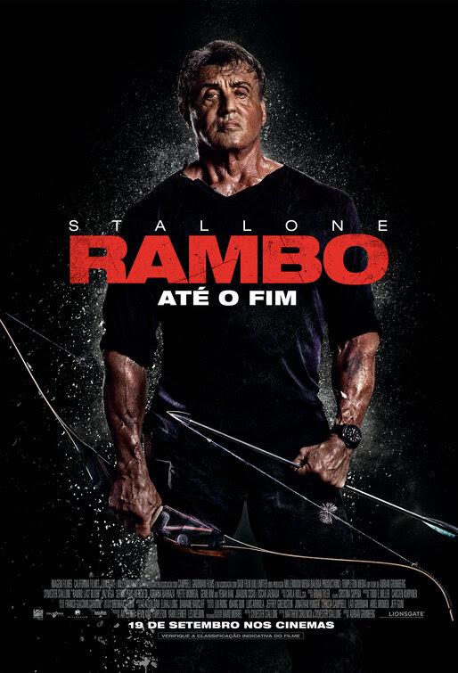 Rambo: Last Blood (aka Rambo V: Last Blood) Movie Poster (#6 of 9) - IMP Awards