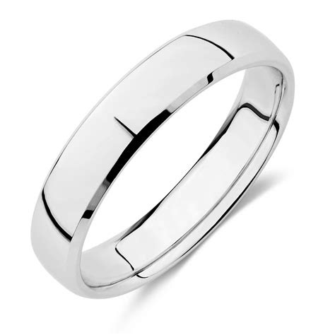 wedding band  ct white gold