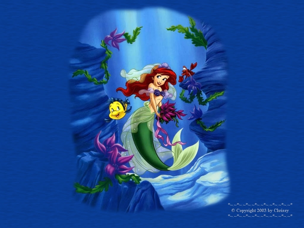 The Little Mermaid 壁紙 リトル マーメイド 壁紙 6260620