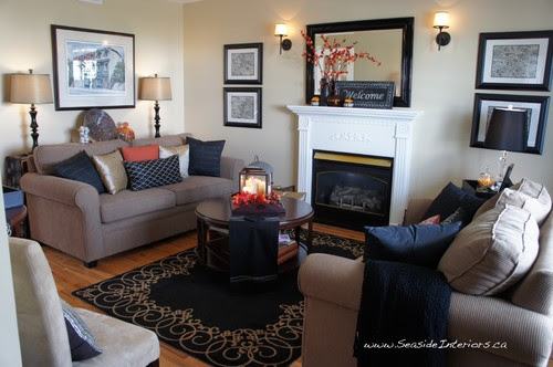 Frugal with a Flourish: Decorating with Leaves and Branches
