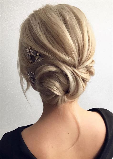 12 So Pretty Updo Wedding Hairstyles from TonyaPushkareva