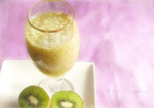 My kiwi juice