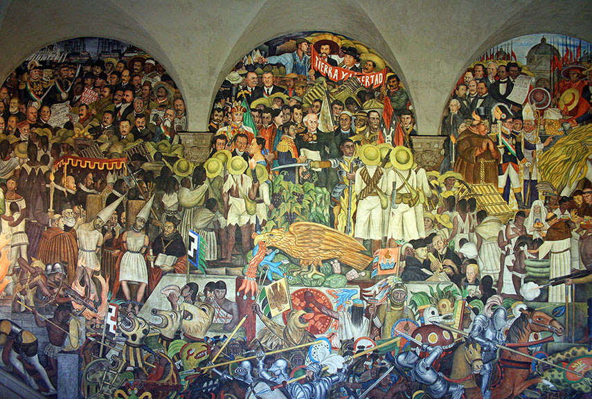 A Historical Overview Of Murals Community Rejuvenation Project