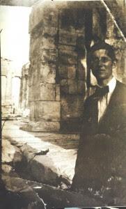 le corbusier en la actropolis 15 septiembre 2911