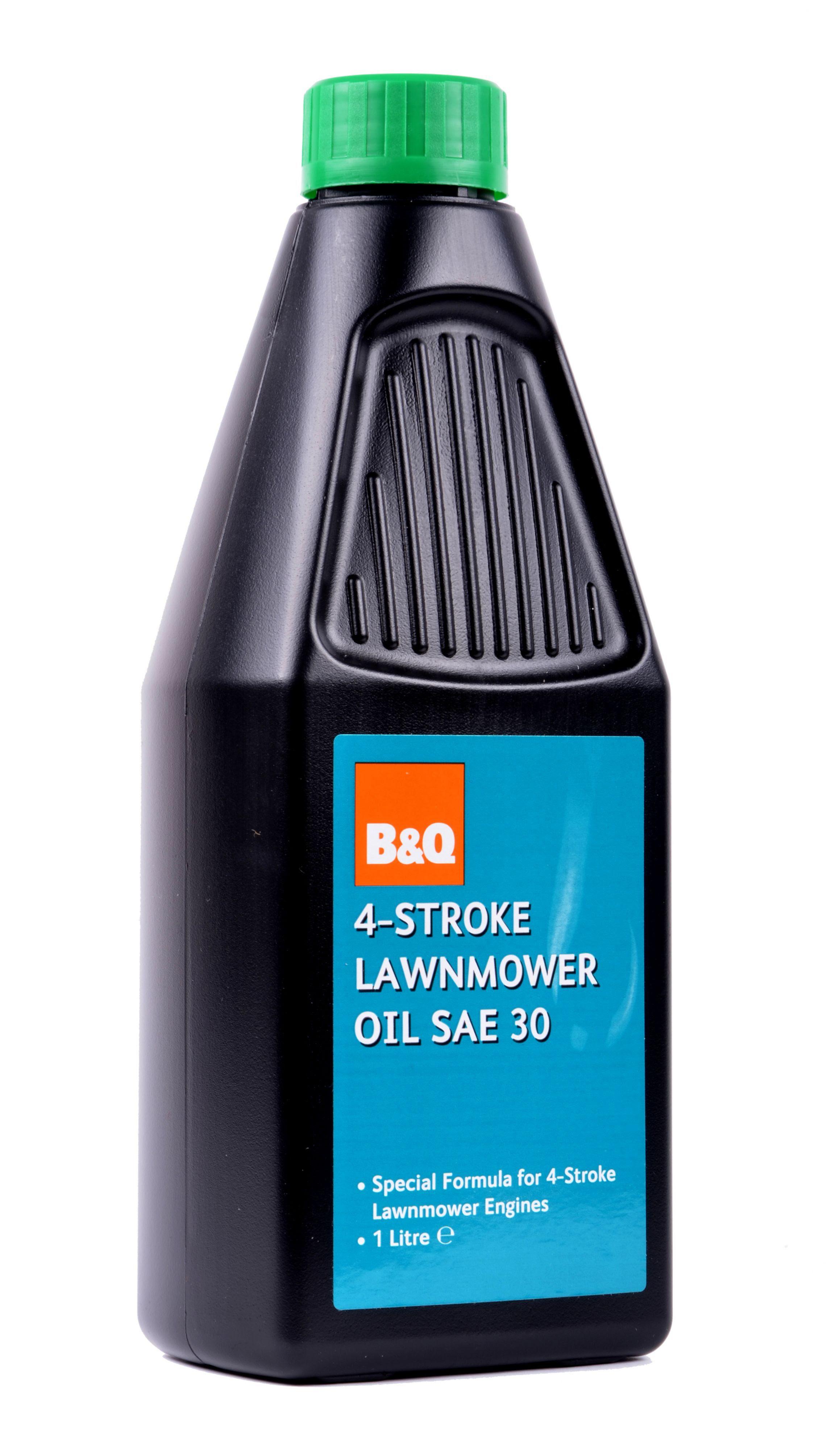 What Type Motor Oil For Lawn Mower impremedia