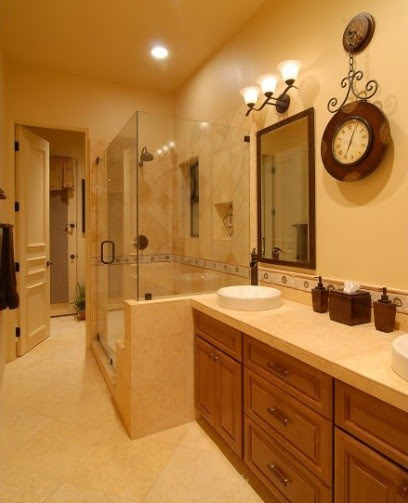 a sample of Jack and Jill bathroom designs | Home Interiors
