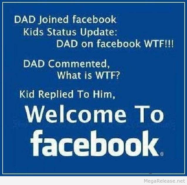 Funidiot Facebook Funny Quote