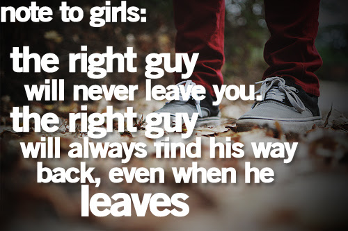 Finding The Right Guy Quotes Tumblr Ataccs Kids
