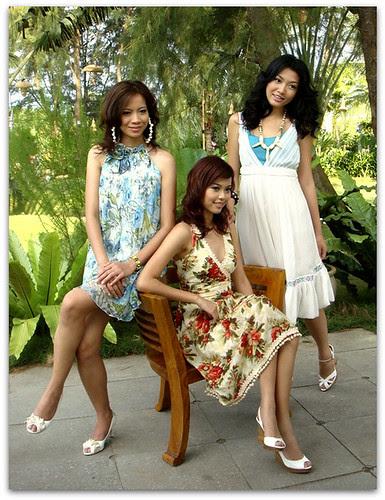 Miss Astro 2008 ~ Felicia, Lyn & May