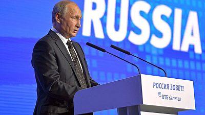 Image result for Για αντιρωσική υστερία κατηγορεί την Δύση ο Ρώσος πρόεδρος Πούτιν