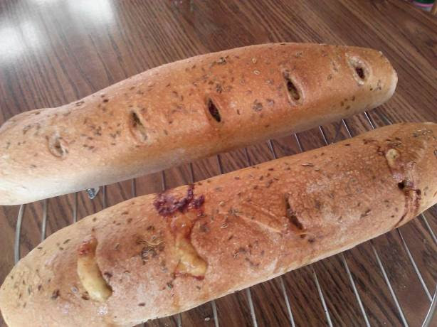 Basic Machine French Bread Recipe - Low-cholesterol.Food.com