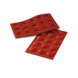 Stampo Silicone Semisfere 4