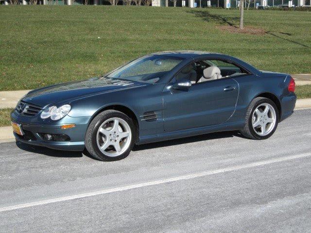 2003 Mercedes-Benz SL500 | 2003 Mercedes Benz SL500For ...
