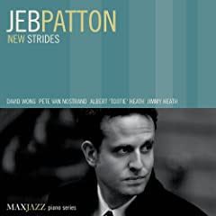 Jeb Patton New Strides cover