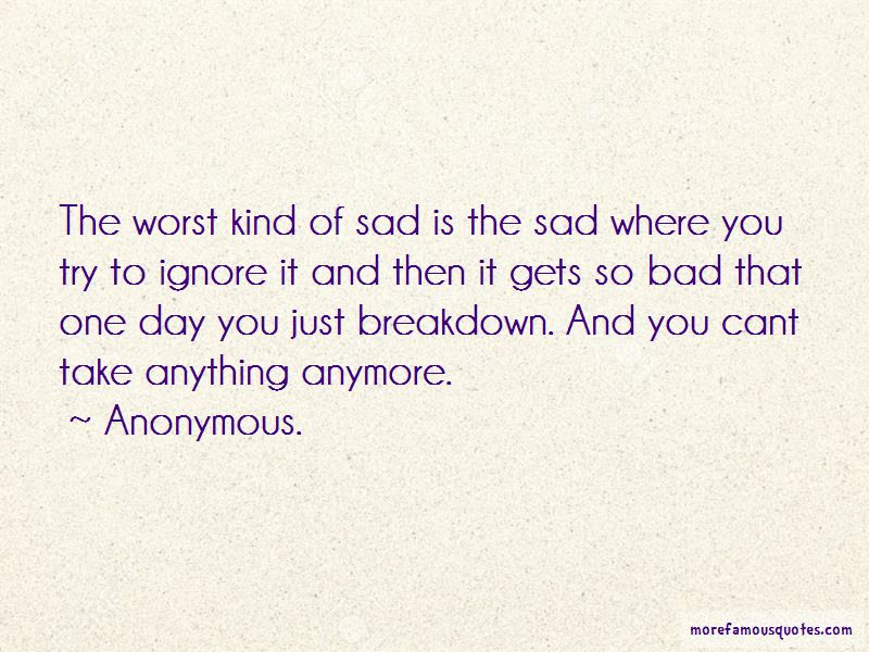 I Cant Do This Anymore Sad Quotes Top 1 Quotes About I Cant Do