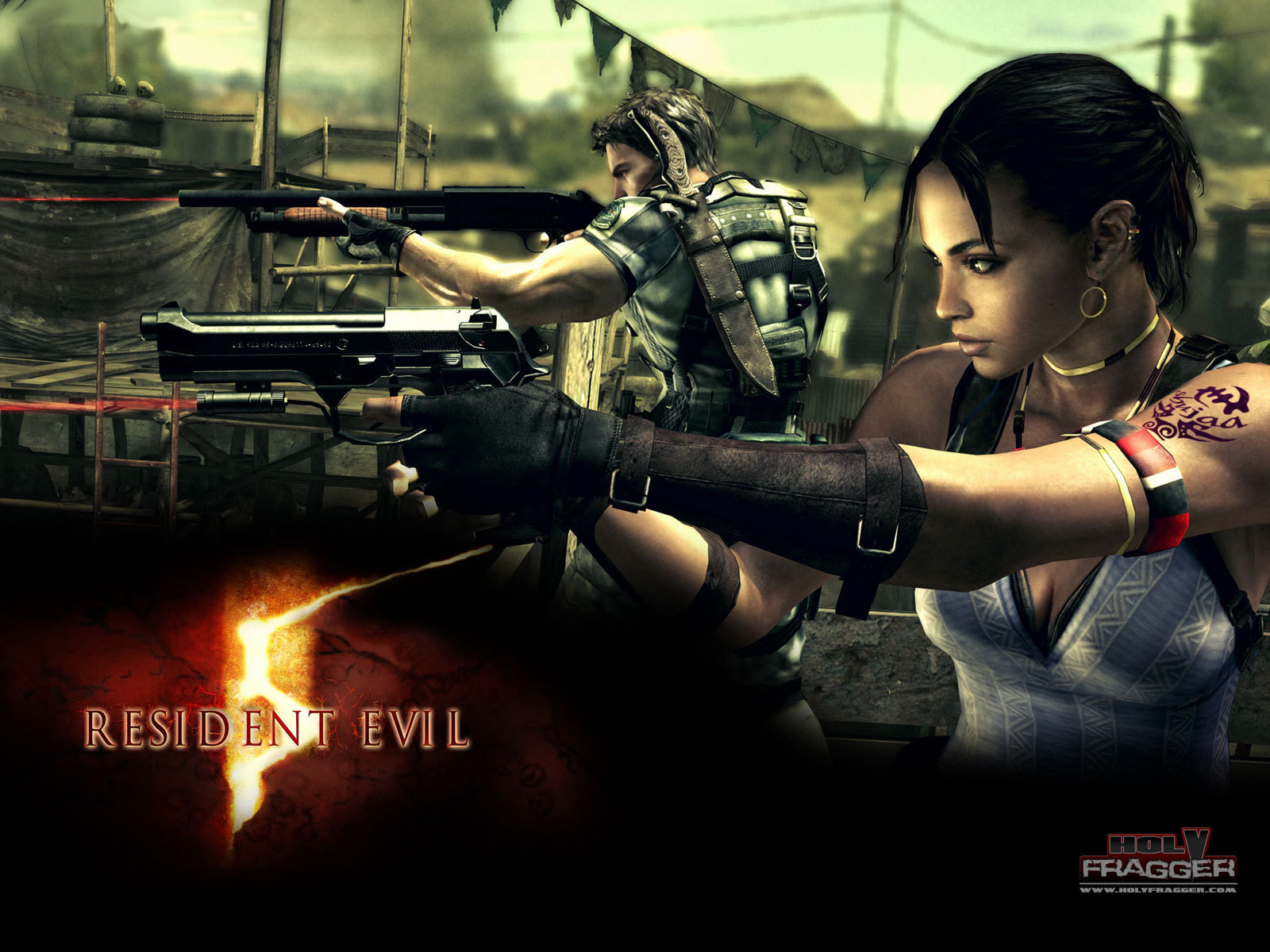 Resident Evil Wallpaper Resident Evil 5 Wallpaper 4931735