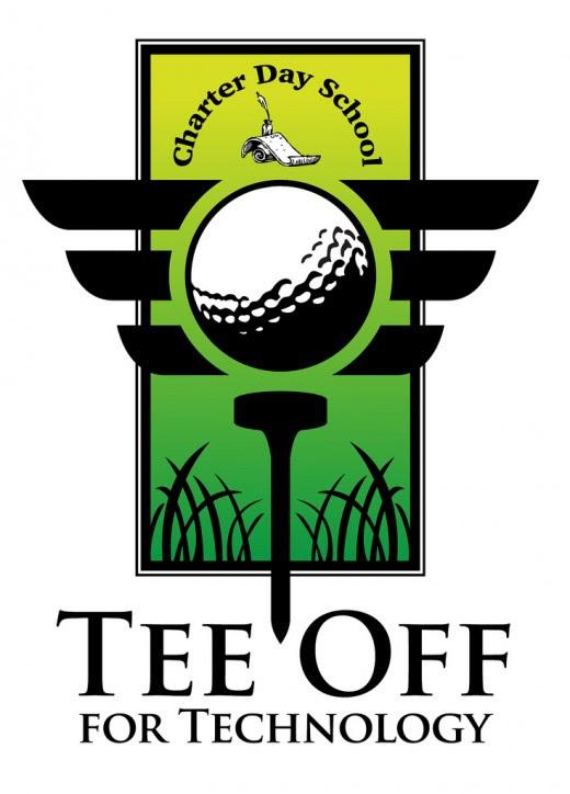 CDS TeeOff Logo Color is an attractive golf logo design