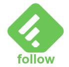 Follow me on Feedly!