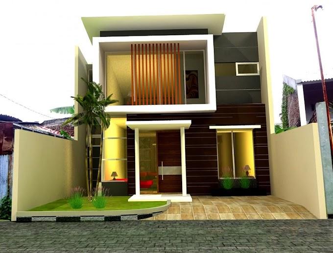 Fasad Rumah Minimalis Satu Lantai | Ide Rumah Minimalis