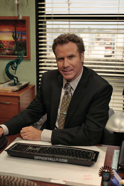 will ferrell the office. The Office