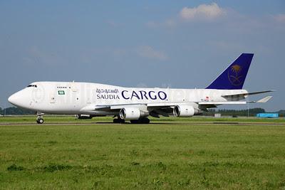 Saudia Cargo (myCargo Airlines) Boeing 747-481 (F) TC-ACG (msn 25641) AMS (Ton Jochems). Image: 913039.