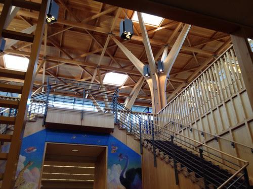 Errandonnèe trip 1 - Beaverton Library Interior