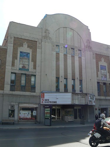 Art Deco Buildings Ch 226 Teau Theatre Rosemont