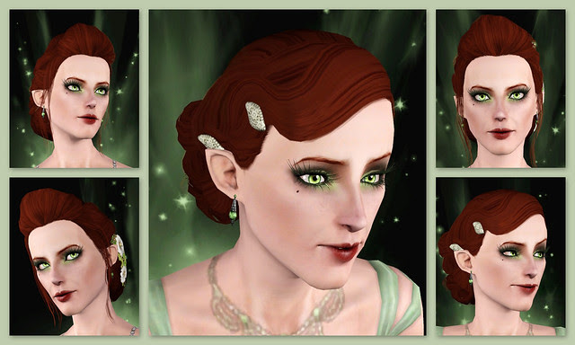 Artemesia, La Fee Verte_Headshots