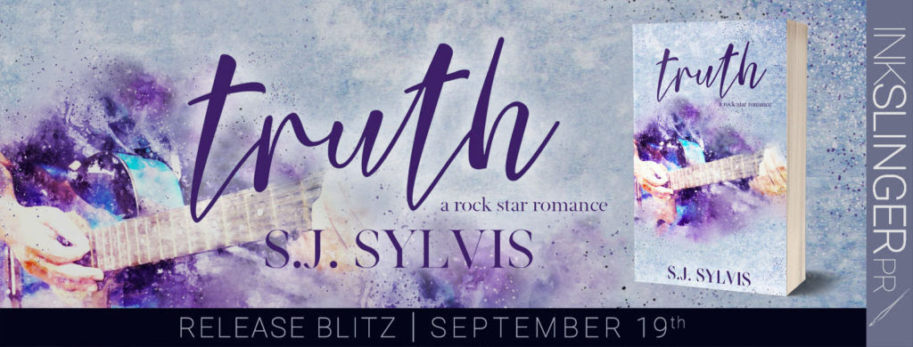 Truth by S.J. Sylvis Release Blitz