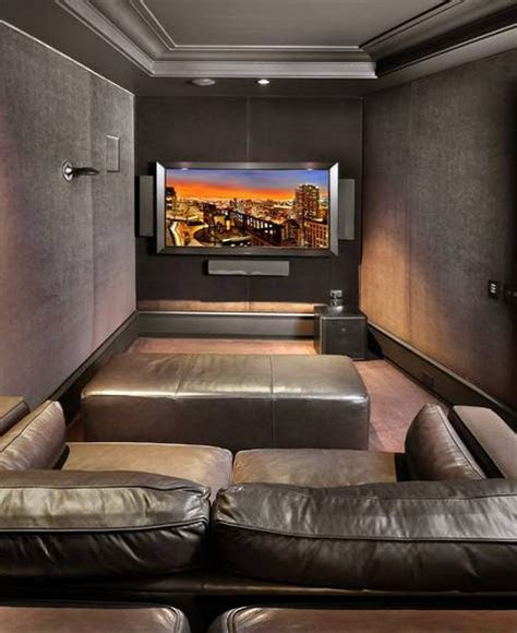 small home theaters ideas  pinterest theatre