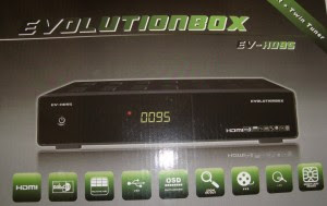 EVOLUTIONBOX EV-HD95