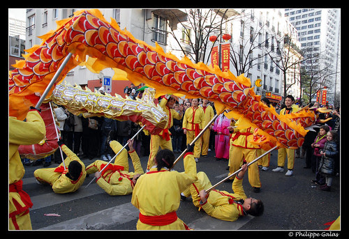 Nouvel An Chinois 2011