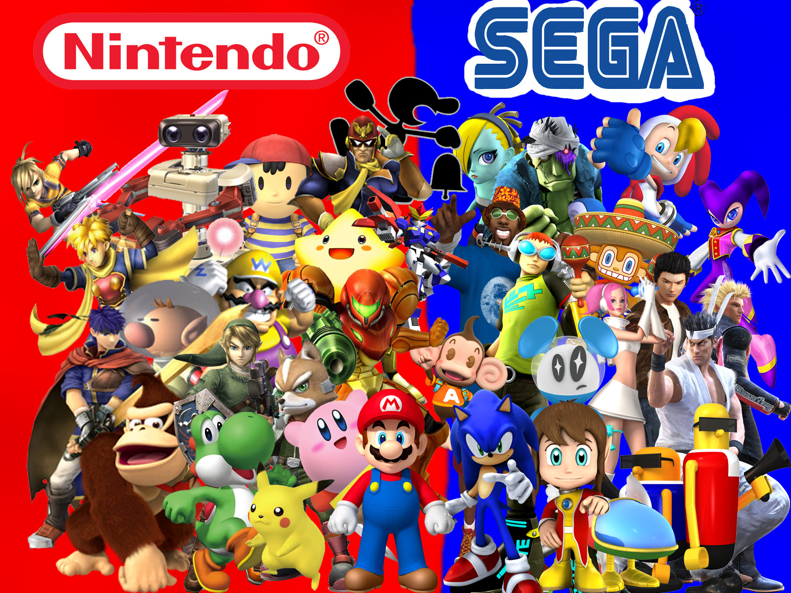 5 reasons why Nintendo should buy Sega | GamesBeat