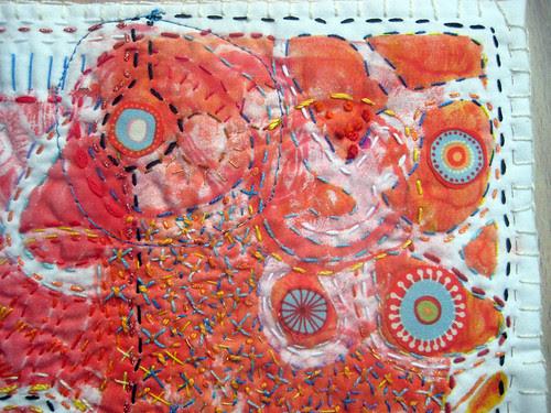orange sherbet~detail