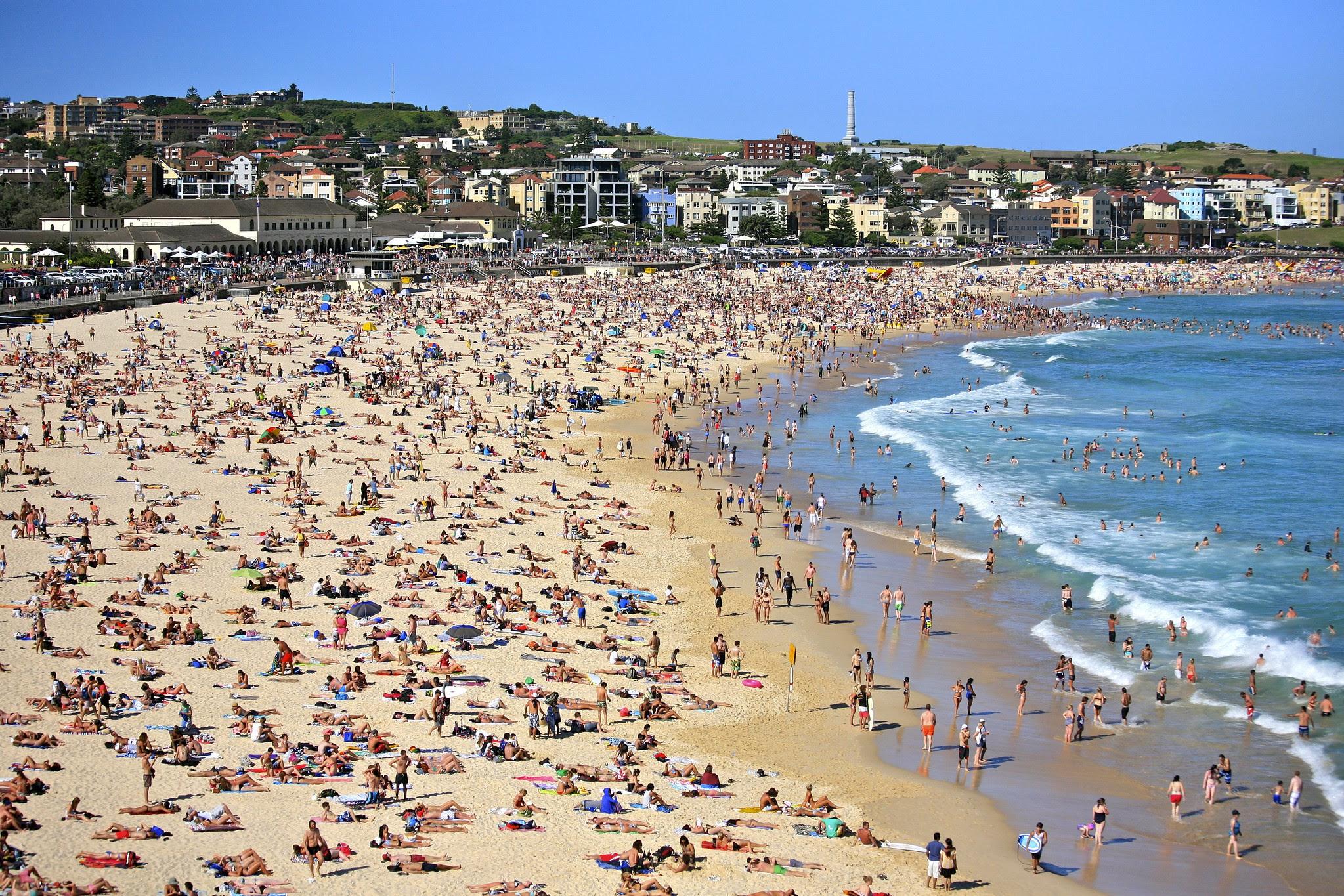 Not On The Beach Or Death In Bondi Somatosphere
