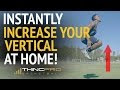 How To Increase Vertical Jump For Basketball At Home